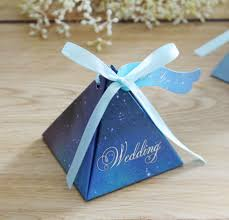 candy wedding favors 30pcs blue pink green starry sky galaxy theme wedding favors