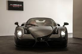 black enzo this black enzo is now up for sale for 2 4 million