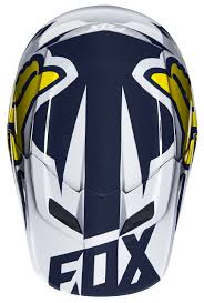fox motocross helmet fox racing v1 race se helmet cycle gear