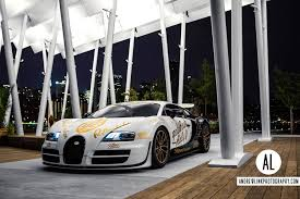 bugatti gold photoshoot bugatti veyron super sport goldrush rally