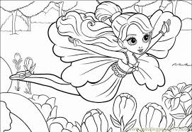 barbie 20thumbelina 20coloring 20pages 202 coloring free