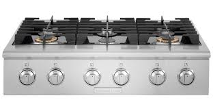 Kenmore Pro 36 Gas Drop In Cooktop Electrolux Icon 36 U0027 U0027 Gas Slide In Cooktop E36gc76prs Electrolux