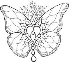 Top Mandalas Gratuits  Mandala Papillon  Mandalas à imprimer