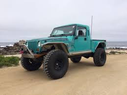 jeep truck conversion aev jeep brute pickup truck conversion wrangler 4x4 jk8 jk fj40