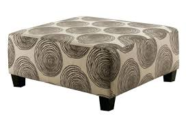 Tufted Cocktail Ottoman Cocktail Ottoman Leather Tufted Square Black Faux Red Faedaworks Com