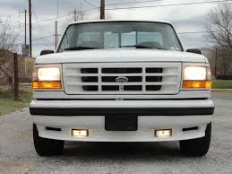 1994 ford svt f150 lightning xlt standard cab pick up truck used