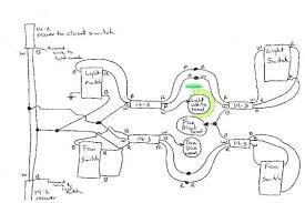 4 wire ceiling fan switch wiring diagram diagram pinterest
