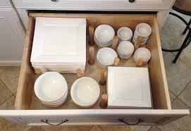 kitchen style kitchen drawer organization ideas without handles â