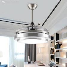 Ceiling Fan Led by Wholesale Folding Ceiling Fan Led Strip Ventilador De Teto Modern