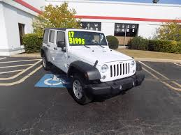 used jeep wrangler unlimited sport schaumburg mitsubishi