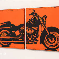 Harley Davidson Decor Stunning Ideas Harley Davidson Wall Decor Luxurious And Splendid