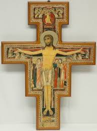 san damiano crucifix san damiano crucifix colors smooth laquer finish 19 1