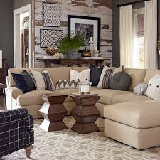 hgtv home design studio at bassett cu 2 sutton u shape sectional sofa living room bassett furniture