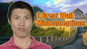 8 great wall of china misconceptions ft interrobang youtube
