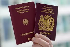 Seeking German Number Of Brits Seeking Citizenship In German Metropoles Up