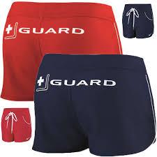 nike swim lifeguard female short tess0067 lifeguard equipment