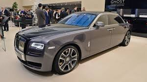 roll royce ghost rolls royce ghost elegance geneva 2017 photo gallery autoblog