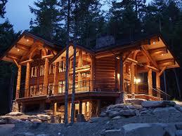 Luxury Log Cabin Homes Log Homes By Log U0026 Timber Works Log U0026 Timber Works