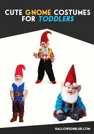Gnome Toddler Halloween Costume 143 Halloween Costumes Diy Lil Boys Images