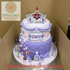 sofia the birthday cake dyva cakes princess sofia birthday cake