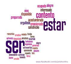 111 best ser y estar images on pinterest teaching spanish