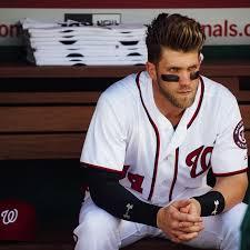 baseball hairstyles best 25 bryce harper haircut ideas on pinterest bryce harper
