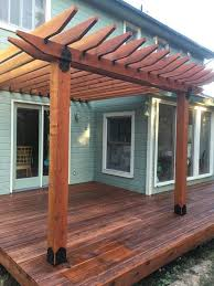 rafter spacing how to determine pergola rafter spacing ozco building products