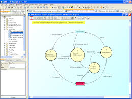 process flow chart template excel