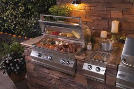 Built In Gas Grills Outdoor Grills 101 How To Make The Long Term Buying Decision