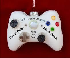 white x box controller ornament