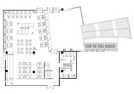 Restaurant Floor Plan Design by Gallery Of Yue Restaurant Panorama 21