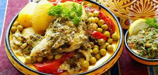 cuisine recette poisson tajine de poisson à la chermoula recette ramadan