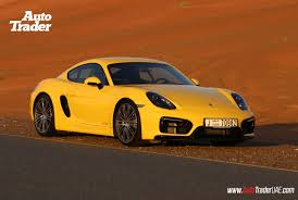 porsche cayman orange auto trader uae news yellow fever u2013 porsche cayman gts