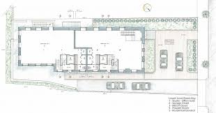 Live Work Floor Plans Studio 123 Live Work Townhouses Design Drawings Mma Architects