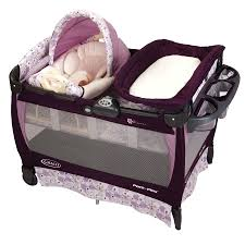 pack and play with bassinet and changing table pack n play bassinet changing table and playpen baby bed