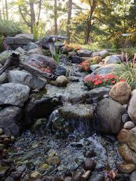 disappearing pondless waterfall contractor south jersey camden