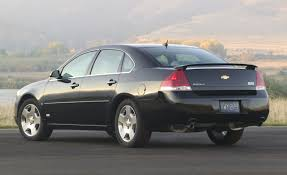 nissan impala 2017 2009 chevrolet impala review reviews car and driver