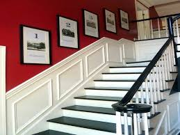 Ideas To Decorate Staircase Wall Pretty Stairway Wall Ideas Decor U2014 John Robinson House Decor
