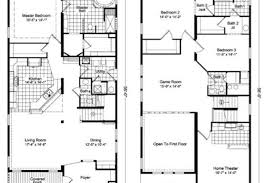 two story house floor plans two story house floor plans two floor house plans two