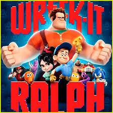 ralph breaks internet u0027 u0027wreck ralph 2 u2032 title