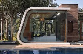Pool House Pool House 42mm Architecture Archdaily