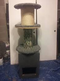 wire spool cat house my projects pinterest wire spool cat