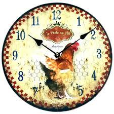 horloge cuisine pas cher pendule cuisine originale horloge de cuisine murale pendule de