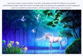 unicorn dreams earthengirl