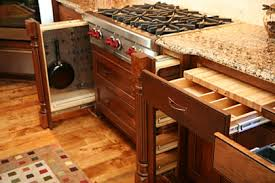 Kitchen Cabinet Features Kitchen Cabinet Storage Features