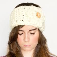 ear warmer headband crochet ear warmer headband pattern free crochet and knit