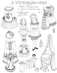 victor in the afternoon a boy paper doll best pattern free