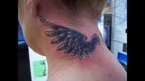 neck tattoos for men youtube