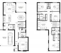 House Plans Small Lot Single Story Modern House Plans By Lot Size For And Home With