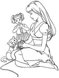 colorwithfun barbie coloring pages arc art